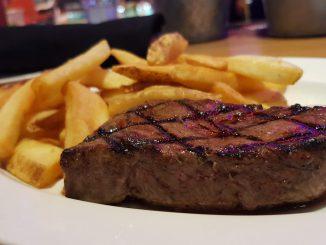 Texas Roadhouse Steak